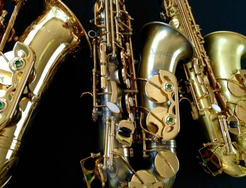 Sequoia alto saxophones